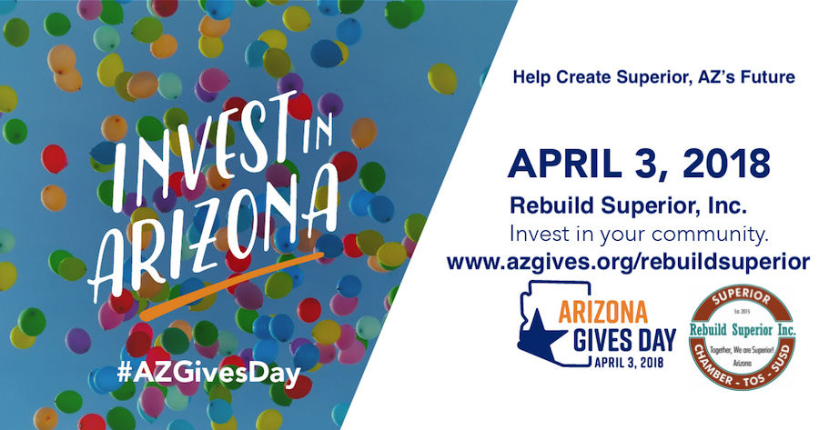 Arizona Gives Day April 3