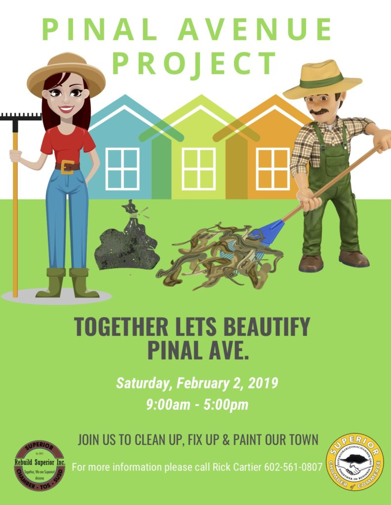 Pinal Avenue Project